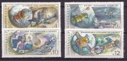 USSR 1976 MNH**- SPACE - Raumfahrt