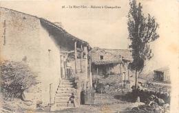 LOIRE  42  MONT PILAt  MAISONS A CHAMPAILLIER - Mont Pilat