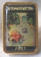 PIN  AUTOMOTORETRO' 1992 - Pin's