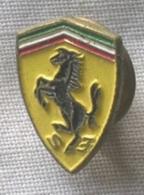 PIN  FERRARI SCUDETTO - Ferrari