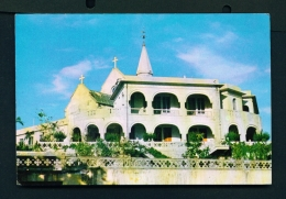 MACAO  -  Penha Church  Unused Postcard - Postcards