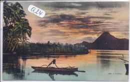 TAHITI-VISION DU SOIR - Tahiti
