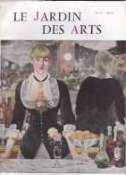 Le Jardin Des Arts N° 13 Novembre 1955 La Collection Courtauld