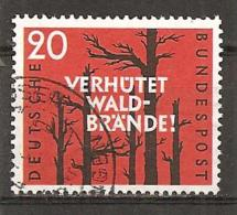 BRD 1958 // Mi. 283 O (020..073) - [7] République Fédérale