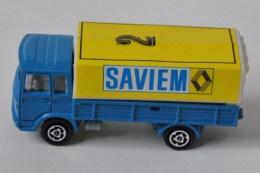 Majorette Camion Saviem N° 2 Du Jeu Les Routiers Sont Sympas - Werbemodelle - Alle Marken