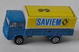 Majorette Camion Saviem N° 3 Du Jeu Les Routiers Sont Sympas - Werbemodelle - Alle Marken