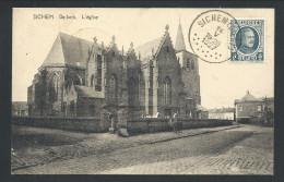 CPA - SICHEM - ZICHEM - DIEST - De Kerk - Eglise   // - Scherpenheuvel-Zichem