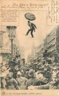 RARE WAS ALLES  IN BERLIN PASSIERT  VOYAGEE EN 1905 VOIR LES DEUX SCANS - Unclassified