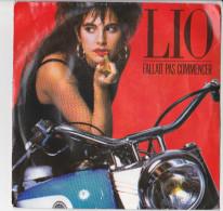 LIO FALLAIT PAS COMMENCER BARBIE - 45 T - Maxi-Single