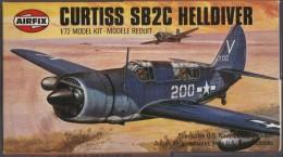 Curtiss SB2C Helldiver, Airfix1/72e - Vliegtuigen