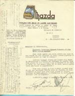 MAZDA / LAMPES / ELECTRIQUES  /   BRUXELLES 1940 - Electricity & Gas