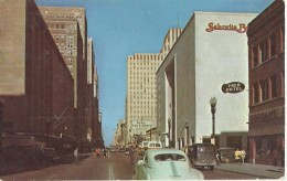 U S A, TEXAS, HOUSTON,  STREET SCENE  [4225] - Houston