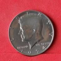 USA 1/2 DOLLAR 1974 -    KM# 202b - (Nº14766) - Federal Issues