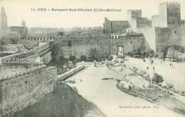 FEZ - Rempart Bab-Dkaken El-Boudjeloud - Fez (Fès)
