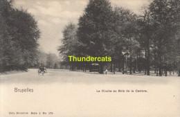 CPA BRUXELLES NELS SERIE 1 No 175 LA CLOCHE AU BOIS DE LA CAMBRE - Forêts, Parcs, Jardins