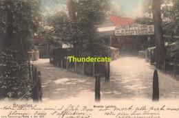 CPA BRUXELLES NELS SERIE 1 No 205 MOEDER LAMBIC AU BOIS DE LA CAMBRE - Forêts, Parcs, Jardins