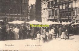 CPA BRUXELLES NELS SERIE 1 No 269 UN COIN DE LA GRAND PLACE - Places, Squares