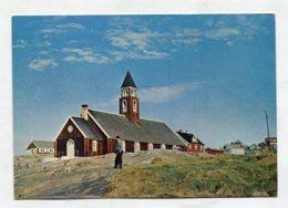 GREENLAND - AK 268058 The Church Of Jakobshavn - Greenland