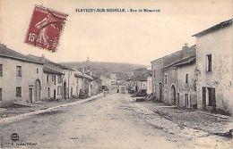FLAVIGNY SUR MOSELLE - Rue De Mirecourt - France