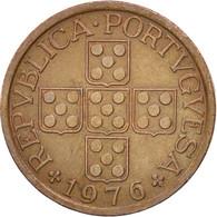 Portugal, 50 Centavos, 1976, SUP, Bronze, KM:596 - Portugal