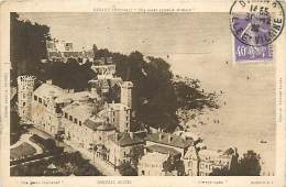 A-16 6312 :  DINARD  CRYSTAL-HOTEL  VUE AERIENNE - Dinard