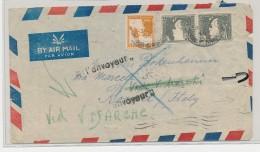 Palästina   Alter Luftpost Beleg     (be6589  ) Siehe Scan - Palestine