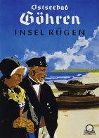@@@ MAGNET - Ostseebad Göhren Insel Rügen - Reklame