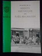 """""""Bulletin De La Société Historique De Rueil Malmaison"""" N°15 Décembre 1990 - Histoire"""
