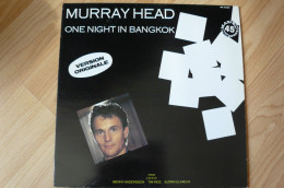 Murray Head - One Night In Bangkok - Maxi 45T - 1984 - 45 G - Maxi-Single