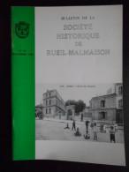 """""""Bulletin De La Société Historique De Rueil Malmaison"""" N°18 Décembre 1993 - Histoire"""