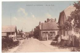 Saligny Sur Roudon. Rue Des écoles. - Autres Communes