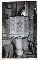 22 Plédéliac Chaire De La Nouvelle église - France