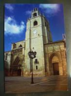 4627 ESPAÑA SPAIN CASTILLA Y LEON PALENCIA CATEDRAL LA BELLA DESCONOCIDA POSTCARD POSTAL AÑO 2002 - TENGO MAS POSTALES - Palencia