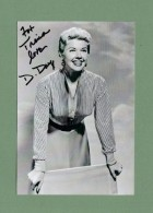 Doris Day -  Persönlich Signiert - Autographes