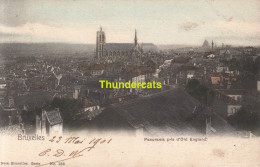 CPA BRUXELLES NELS SERIE 1 No  153 PANORAMA PRIS D'OLD ENGLAND - Monuments, édifices
