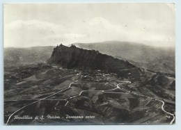 S. Marino - Aerial View - Olympic Stamps 1956 - San Marino
