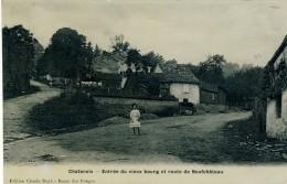 CHATENOIS (88)  Entrée Vieux Bourg   Route De Neufchâteau - Chatenois