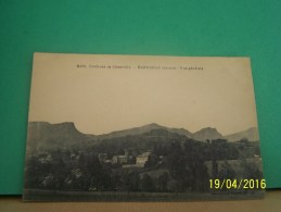BARBERAZ (SAVOIE) VUE GENERALE. - France