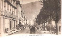 31 - Luchon - Rue De L'Hôtel De Ville - Luchon