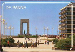 Belgique °° DE PANNE - L' Esplanade  Léopold Ier - écrite 1969 - Bélgica