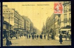 Cpa Du 92  Issy Les Moulineaux  -- Boulevard Voltaire   LIOB53 - Issy Les Moulineaux