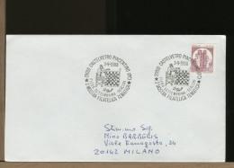 ITALIA - CASTELVETRO PIACENTINO - SCACCHIERA - TORNEO  SCACCHI  -   CHESS - Scacchi