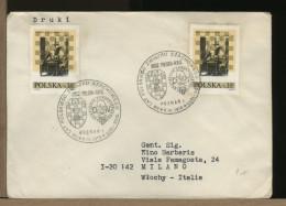 POLSKA - TORNEO - SCACCHI - SZACHOWY - CHESS - ECHECS - SCHACH  1976 - Scacchi