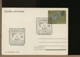 POLSKA BYDGOSZCZ -  SCACCHI - SZACHOWY - CHESS - ECHECS - SCHACH - Scacchi