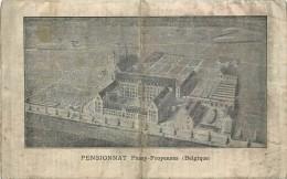 PENSIONNAT PASSY FROYENNES- Petit Indicateur A L'usage Du Pensionnat. - Belgique