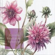 Themaboek PostNL – Janneke Brinkman-Salentijn - Vlinders/Butterflies - Bloemen/Flowers - Jaar Van Uitgifte 2015 - Autres Livres