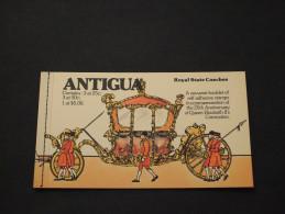 ANTIGUA - Libretto 1978 INCORONAZIONE - NUOVO(++). - Antigua E Barbuda (1981-...)