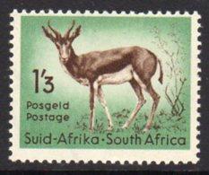 South Africa 1954 1/- Kudu Definitive, MNH (SG 159) - South Africa (...-1961)