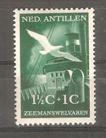 Sello Nº 227 Antillas Holandesas - Birds