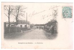 CPA DOMPIERRE SUR BESBRE ALLIER LA MADELEINE  1904 - France